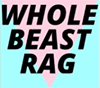 Whole Beast Rag logo